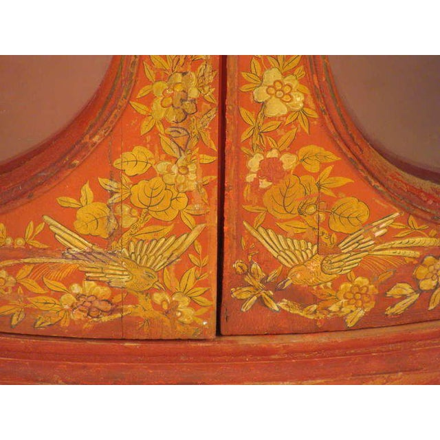 Chinoiserie Decorated Cabinet - Image 8 of 10