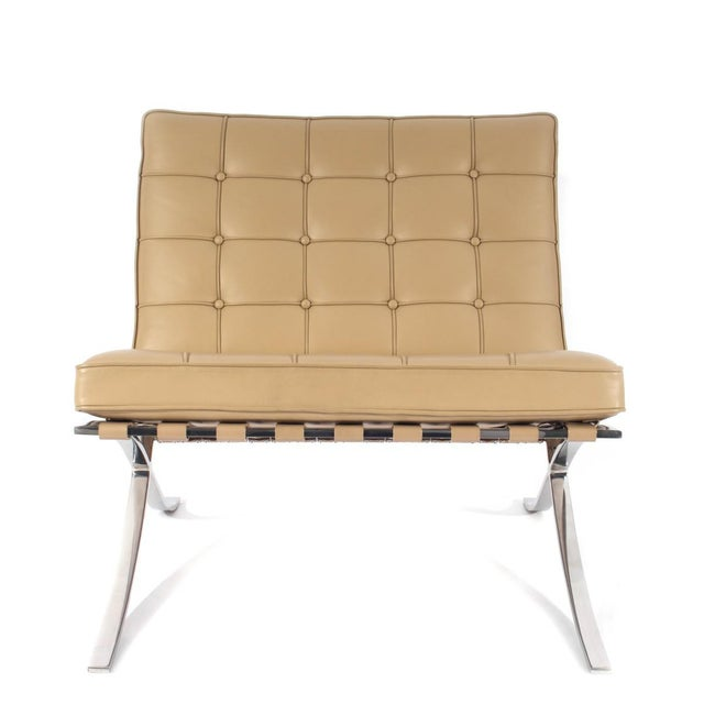 Knoll Ludwig Mies Van Der Rohe Barcelona Chair Chairish