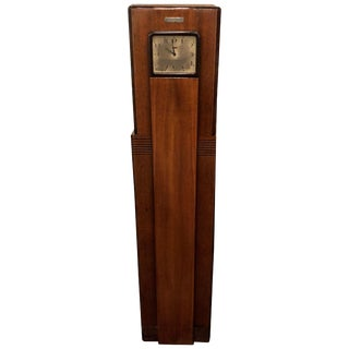 Raymond Loewy for Westinghouse Columaire Skyscraper Grandmother Clock Radio For Sale