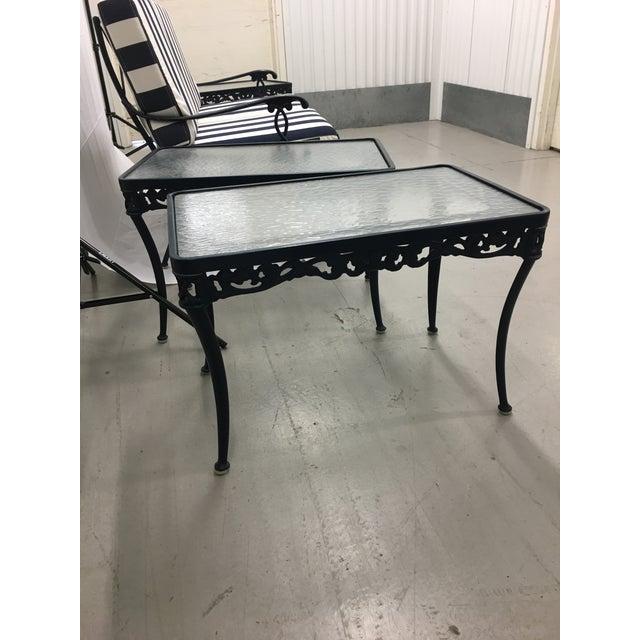 Brown Jordan Side Tables - A Pair - Image 3 of 4