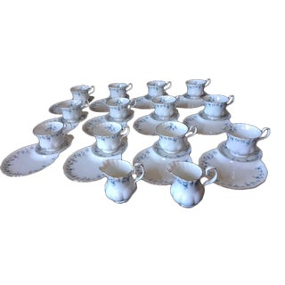 Snack Plates & Cups- Set of 12