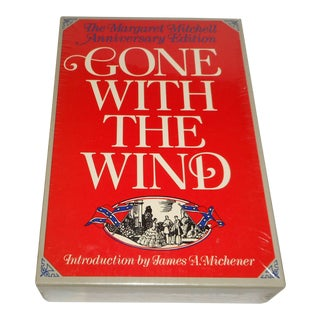 """Gone With the Wind"" 50th Anniversary Edition Book by Margaret Mitchell - Free Media Mail Shipping to Lower 48 For Sale"