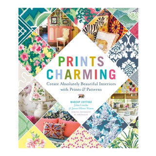 "Madcap Cottage ""Prints Charming"" Book"