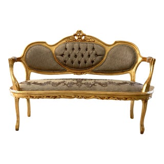 Louis XV Loveseat For Sale