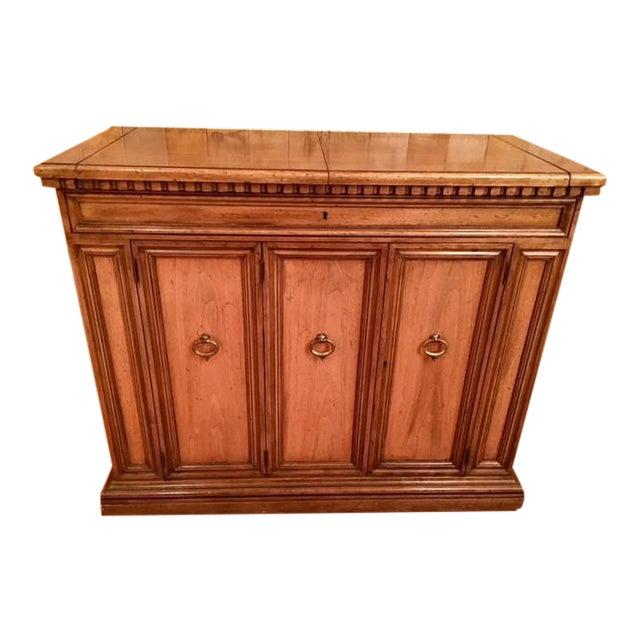 Baker Furniture Bar Cart For Sale