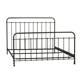 Classic Iron Bed Frame Queen For Sale