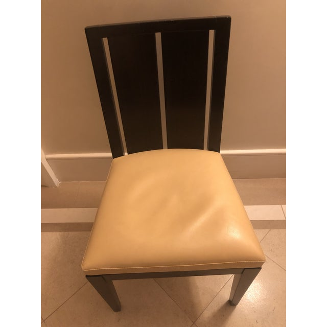 2000 - 2009 Berman Rosetti Side Chair For Sale - Image 5 of 9