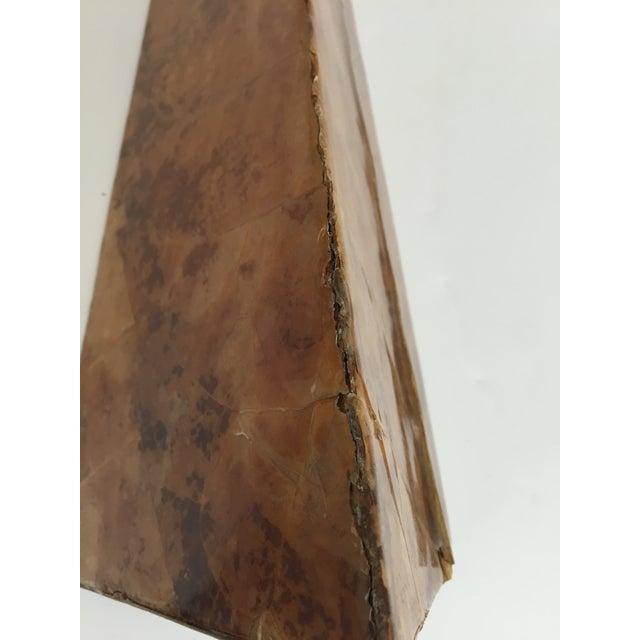 Tobacco Leaf Obelisk - Image 8 of 10