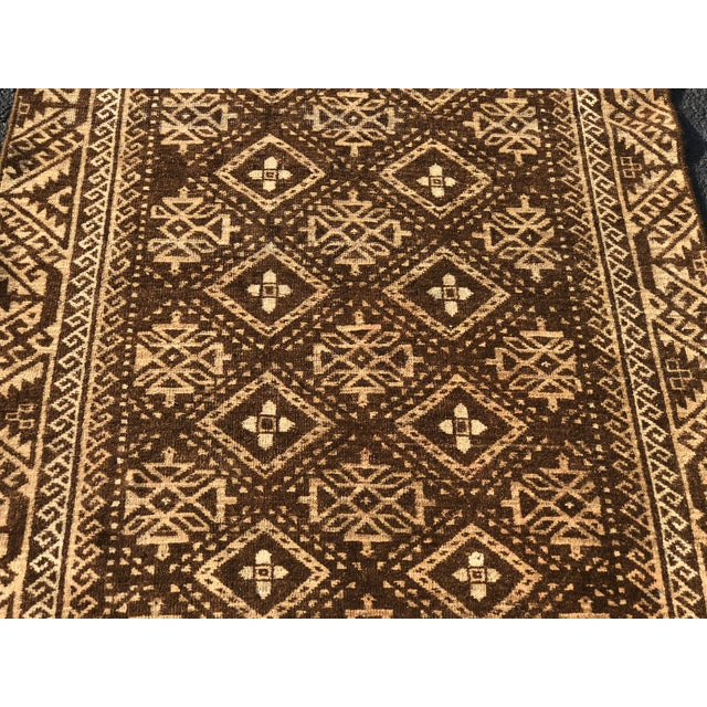 """3''4x6'10"""" 80yr Old Vintage Baluchi Rug Look No Further, we have the rug your are looking for. This is one of about 600..."""