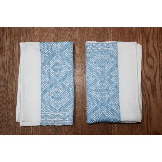 Hand-Woven Chiapas Placemats - Pair - Image 6 of 6