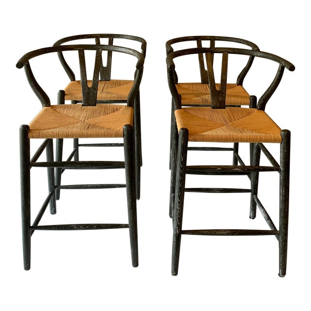 Bungalow 5 Oslo Counter Stools - Set of 4 For Sale