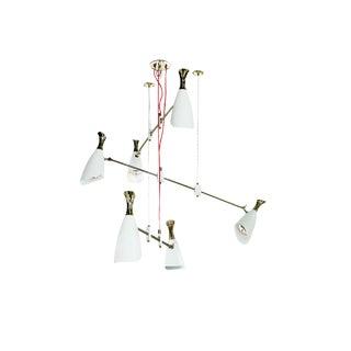 Duke 6 Pendant Light From Covet Paris For Sale