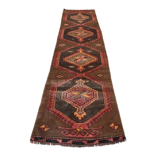 Turkish RuTurkish Anatolian Geometric Design Oushak Rug For Sale