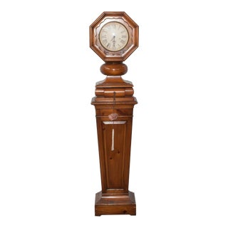 F. Mauthe Granddaughter Clock For Sale