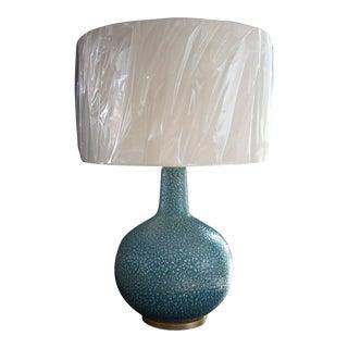 Regina Andrew Design Blue Moon II Ceramic Table Lamp For Sale