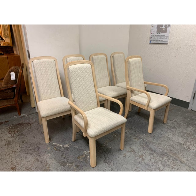 Broyhill Dining Room Chairs Set of Six