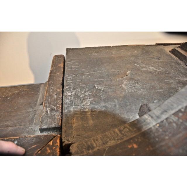 Period Irish Georgian Mahogany Breakfront 18th Century For Sale - Image 9 of 13