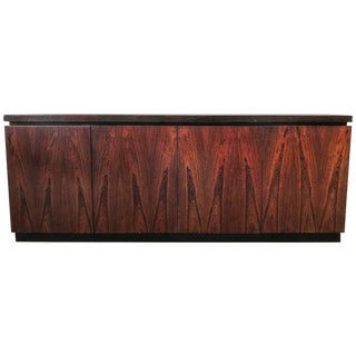 Maurice Villency Rosewood Credenza
