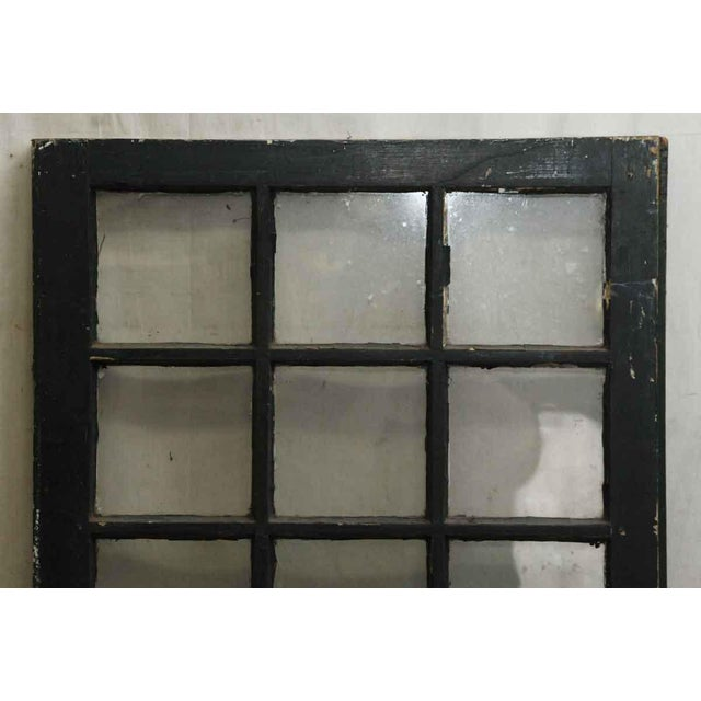 Distressed 24-Panel Window For Sale - Image 5 of 6