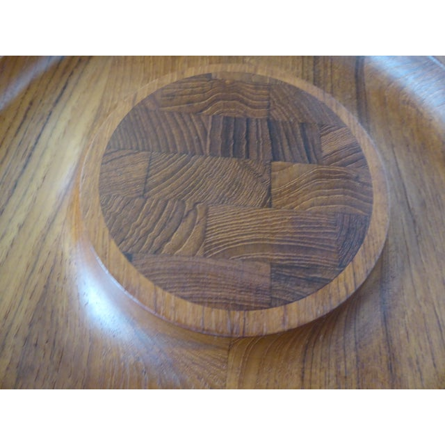 Contemporary Dansk Ihq Jens Quitsgaard Serving Tray For Sale - Image 3 of 7
