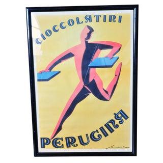 Perugina Chocolates Poster For Sale