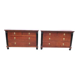 Palladin Chests by Baker Furniture - a Pair For Sale