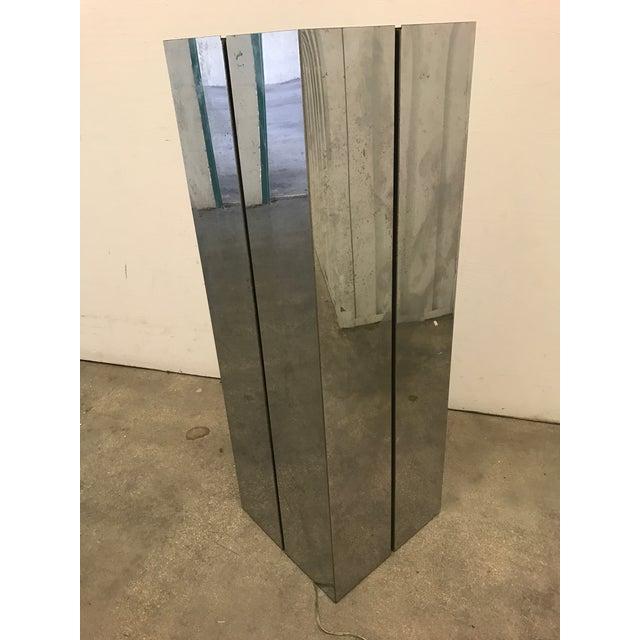 Pace Contemporary Chrome Pedestal - Image 4 of 8