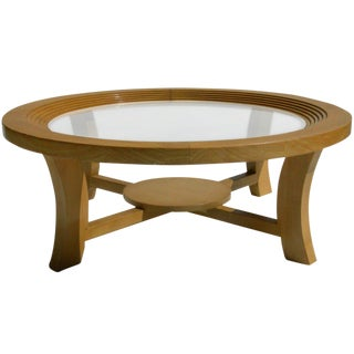 Coffee Table by Paul Frankl for Brown Saltman