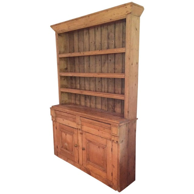Pine Hutch Cupboard - Image 1 of 10
