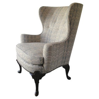 "Victorian Wingback ""Grantham"" Chair"