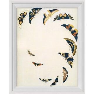 Kono Butterflies 24, Framed Artwork For Sale