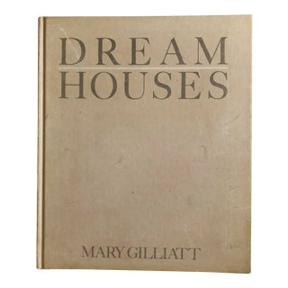 """1987 """"Dream Houses"""" First Edition Book For Sale"""