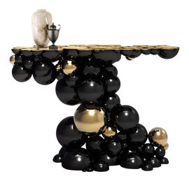 Image of Organic Modern Console Tables
