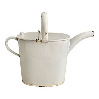 Antique English Watering Can For Sale