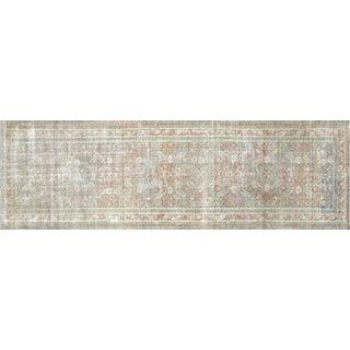 """1920s Persian Melayer Runner - 3'5"""" X 10'10"""" For Sale"""