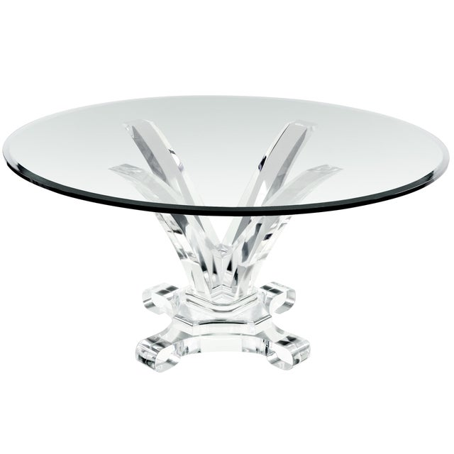 Customizable The Delfine Dining Table designed by Craig Van Den Brulle For Sale