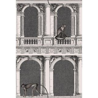 Cole & Son Procuratie E Scimmie Wallpaper Fornasetti II