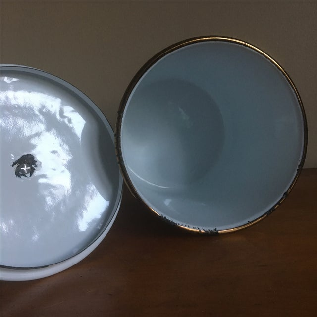 Vintage Georges Briard Mid-Century Cookie Canister - Image 6 of 7