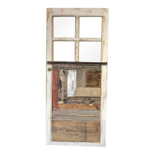 Rustic Barnwood Door - Image 1 of 6