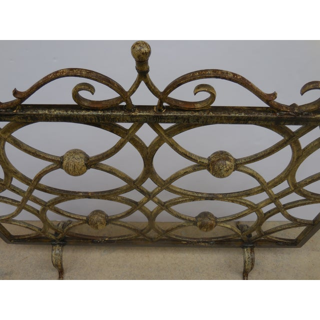 Iron Fireplace Screen - Image 11 of 11