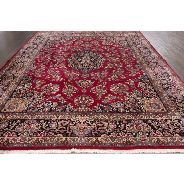 "Apadana Persian Rug - 9'7"" X 12'3"" - Image 2 of 6"