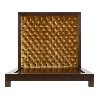Dulce Tufted Upholstered Bed For Sale
