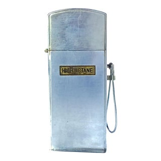 Vintage Gas Pump Style Cigarette Lighter For Sale