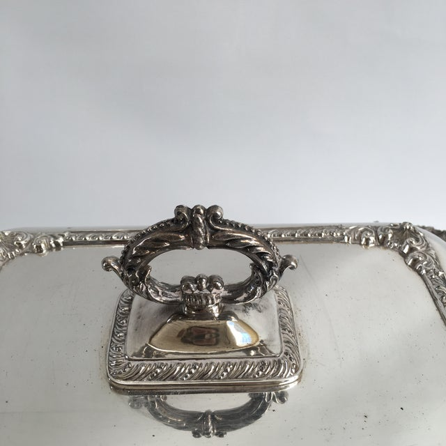 Antique English George III Style Server - Image 3 of 11
