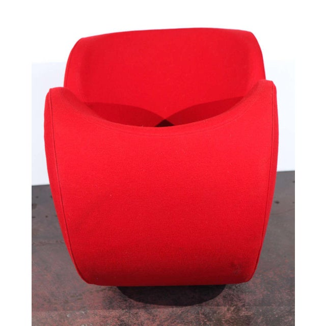 1990s Vintage Ron Arad, Moroso Heart Rocking Chair For Sale In Los Angeles - Image 6 of 7