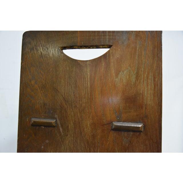 Gustav Stickley Craftsman Desk - Image 8 of 10