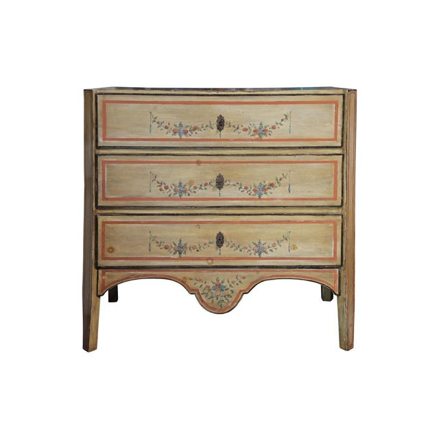 Gustavian 3-Drawer Chest - Image 1 of 5