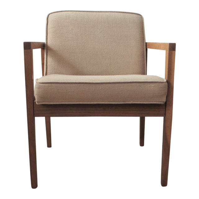 1960s Vintage George Nelson Lounge Chair For Sale