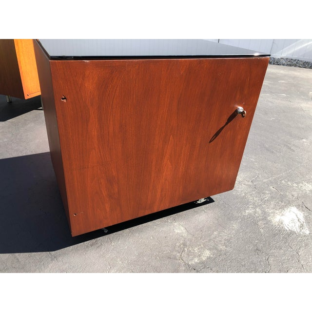 George Nelson 1950s George Nelson for Herman Miller Mid Century Modern Filing Cabinet For Sale - Image 4 of 13