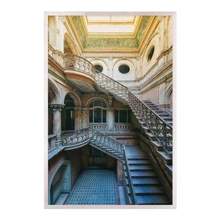 La Grande Bellezza by Stefan Dietze, Art Print in Whitewash Frame, Large For Sale
